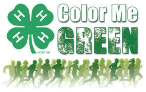 4H Color Me Green Run