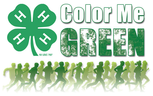 4H Color Me Green Run