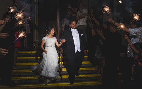 Private Event Weddings