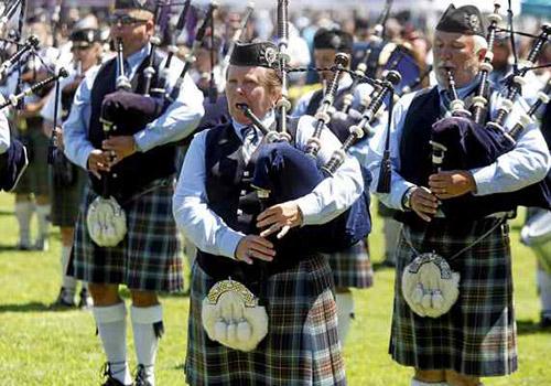 Scottish Games & Celtic Festival