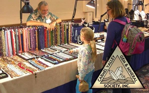 Carmel Valley Gem & Mineral Society – Gem Show
