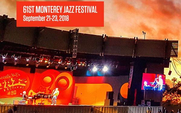61st Monterey Jazz Festival