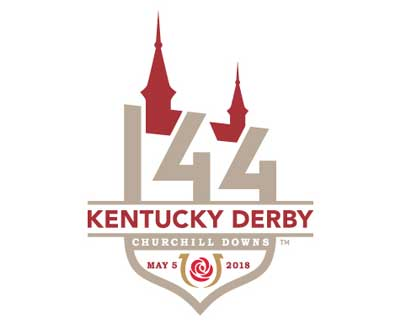 144th Kentucky Derby Logo
