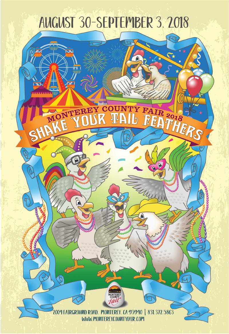 2018 Fair Poster
