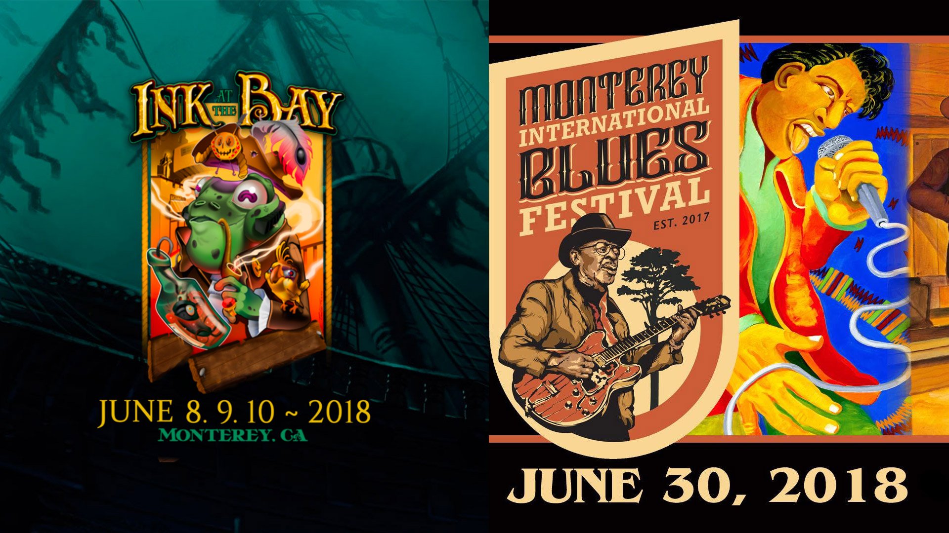 June events at the Monterey County Fair