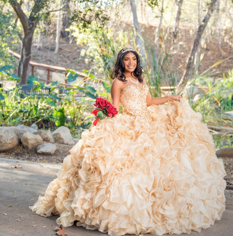 Quinceañera's at the Monterey County Fairgrounds