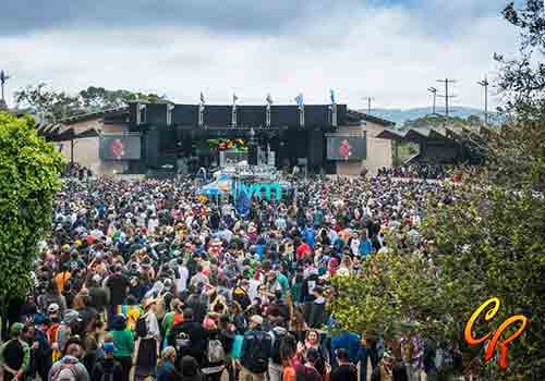 Cal Roots Festival at the Monterey County Fairgrounds