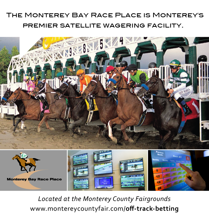 The Monterey Race Place