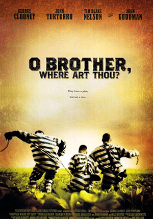 o brother, where art thou movie
