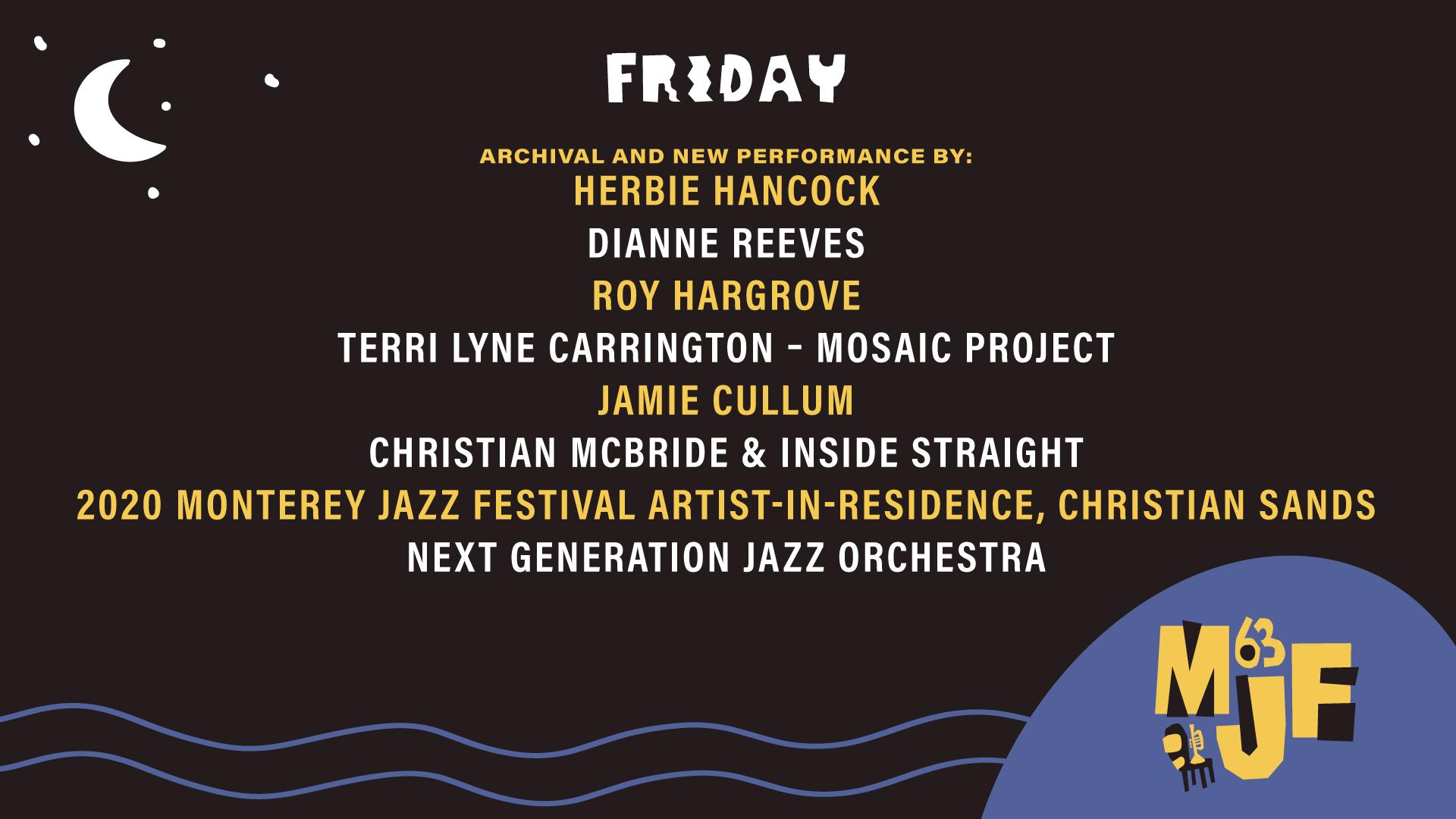 Friday Jazz Festival