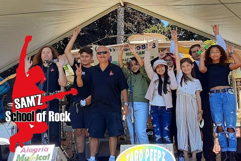 SAM'Z School of Rock