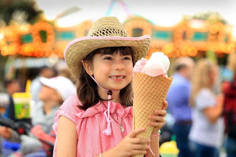 Huge Ice Cream Cone