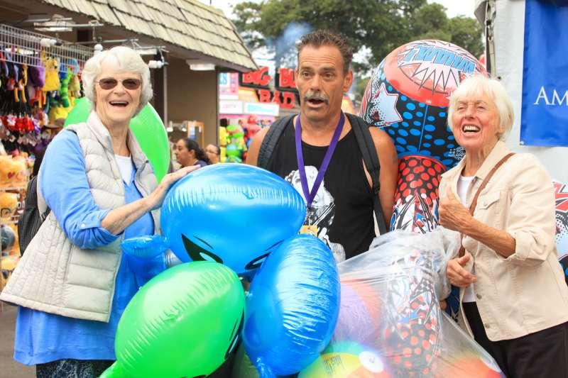 Balloons and Fun